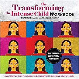 Transforming The Intense Child Workbook Howard Glasser 9780982671481 Amazonsmile Books Workbook Intense Children