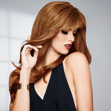 Human Hair Fringe Raquel Welch UK Collection