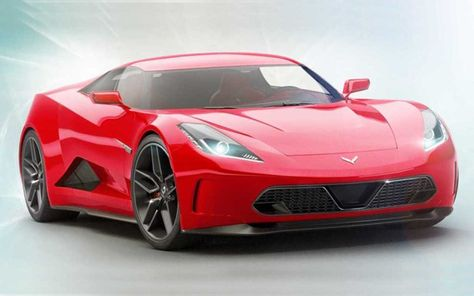 Pin By Briant James On New Car Models 2017 Corvette Zr1 Chevrolet