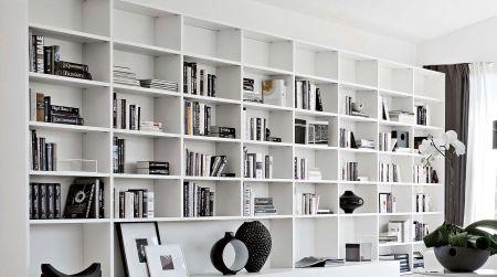 Libreria componibile laccata Artik | soloLibrerie.it | Home ...