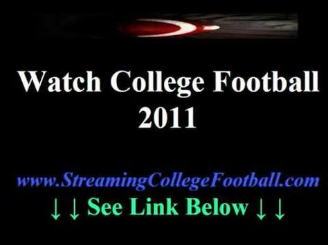 Watch College Football Online Streaming College Football