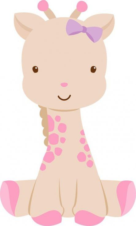 Baby Shower Ideas Safari Pink 26 Ideas Animales Bebes Animados Dibujos De Animales Tiernos Jirafa Bebe Dibujo
