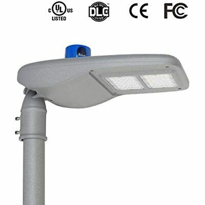 Sponsored Ebay 80w Led Parking Lot Lights Dusk To Dawn 8600 Lm Outdoor Street Photocell Pole In 2020 Led Parking Lot Lights Building Materials Lights