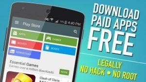 Cara Mendapatkan Aplikasi Berbayar Menjadi Gratis Di Google Play Store Trik Android Aplikasi Android Aplikasi