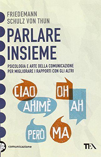 Parlare Insieme Pdf Download Ebook Gratis Libro Libri Problem Solving Messaggi
