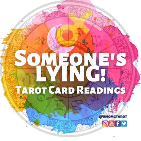 Someone's LYING!! Tarot Card Readings! 💖Want a personal reading??💖 🙌👀😏👌🔮 🔮🔮For info about personal TAROT CARD readings🔮🔮 Contact: umomgtarot@gmail.com *Phone readings not offered at this time *accepting payment via PayPal #tarotreaders #tarotreadersofinstagram #tarotcardreader #tarotreadersofcolor #tarotreaderofinstagram #tarotreadersofyoutube #intuitivetarotreader #blacktarotreader #tarotreaderscommunity