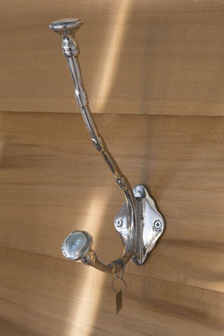 1095 The Raffles Hat Hook Alu L Living Interior Rivieramaison