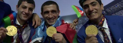 mode Azerbaijani team are sporting...