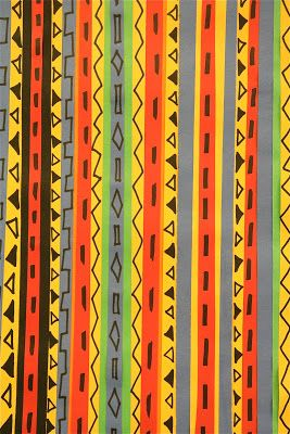 Kente Cloth Patterns To Color Decoding African Fabrics And Prints