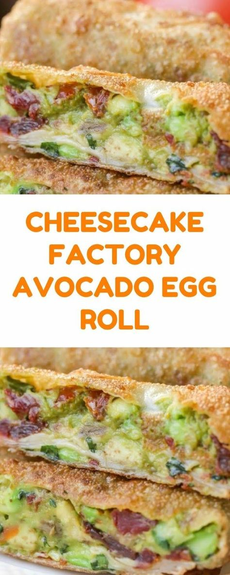 #Avocado #Cheesecake #cheesecakefactoryrecipes #Egg #factory #Roll CHEESECAKE FACTORY AVOCADO EGG ROLL #cheesecakefactoryrecipes CHEESECAKE FACTORY AVOCADO EGG ROLL