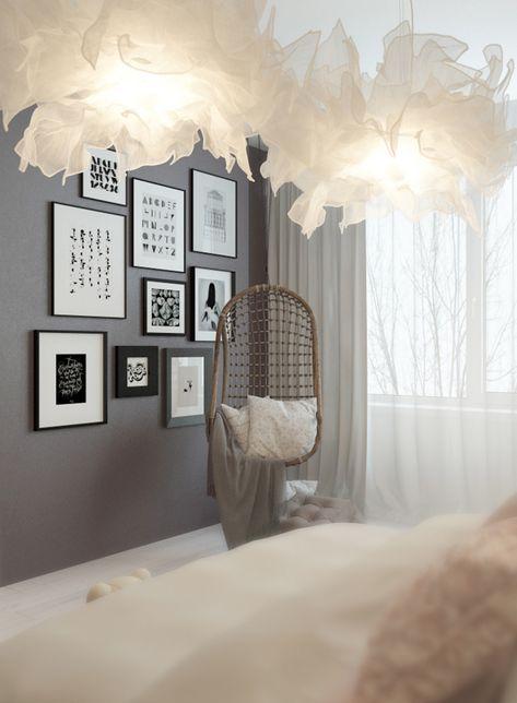 Romantisch Inspirationen Schlafzimmer Modern