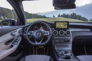 2019 Mercedes Benz Glc 250 Spy Shoot Dengan Gambar
