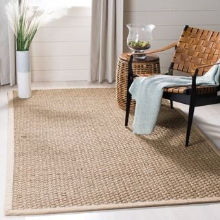 Overstock Com Online Shopping Bedding Furniture Electronics Jewelry Clothing More In 2020 Seagrass Rug Seagrass Area Rug Natural Fiber Rugs