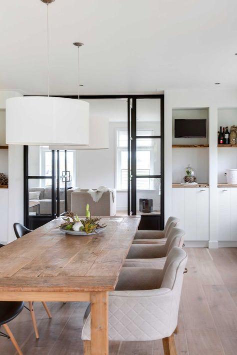 Eettafel Stoelen Modern.Eettafel Stoelen Minimalist Dining Room Beautiful Dining Rooms