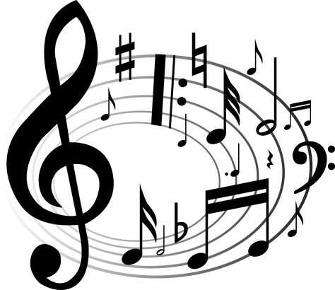 notas musicales dibujos para imprimir - Buscar con Google