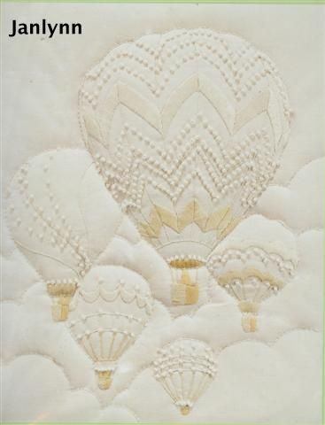 candlewicking embroidery