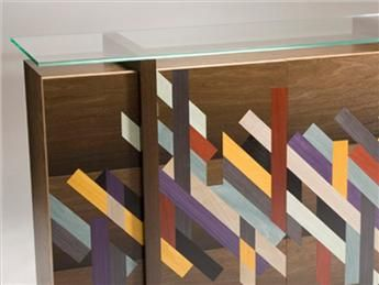 modern geometric furniture. home u0026 industrial design modern marquetry inlay an updated craft patterns pinterest and geometric furniture a