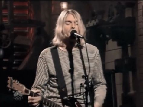 Nirvana - SNL September 25th, 1993
