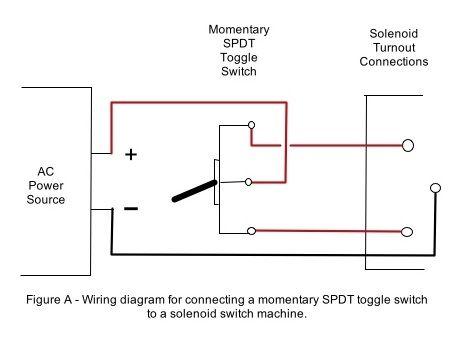 ac dpdt switch wiring diagram  schematic wiring diagram