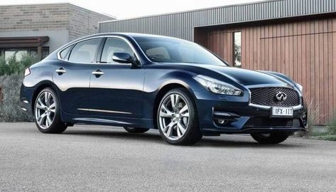 2020 Infiniti Q70 Redesign, Changes, Release Date, And Spy Photos >> Pinterest