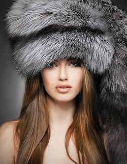 Big Fur Hat Fashion Fur Fur Accessories Winter Hats