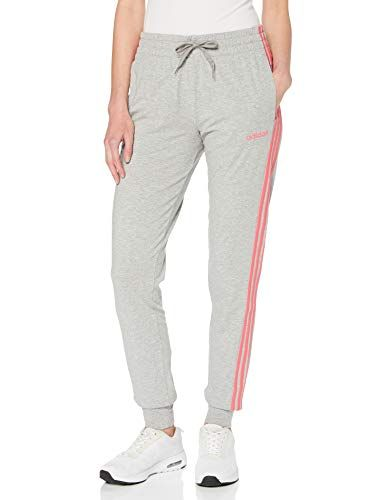 adidas Essentials 3 Stripes Single Jersey Pant Pants (1/1 ...