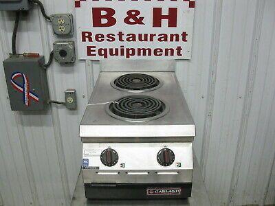 Garland Electric 2 Burner Hot Plate