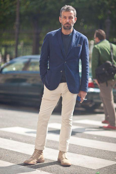 nick sullivan, fashion director for esquire magazine