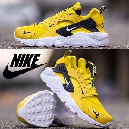 BUYMA|ナイキ☆ Nike Air Huarache Premium Zip Yellow
