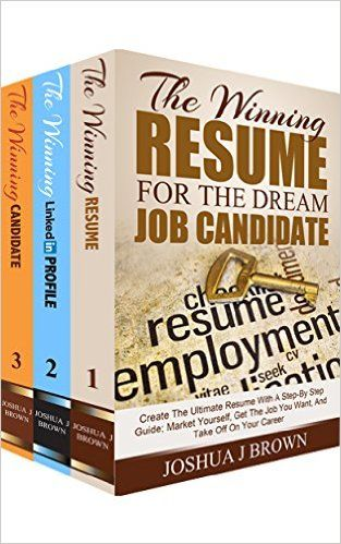 DOWNLOAD TODAY ON AMAZON Special Offer u201cTHE WINNING RESUME, THE - get resume from linkedin