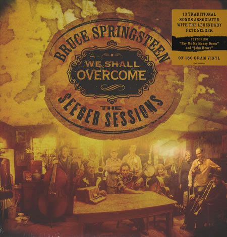 Find A Bruce Springsteen We Shall Overcome The Seeger Sessions First Pressing Or Reissue Co Bruce Springsteen Bruce Springsteen Albums American Folk Music