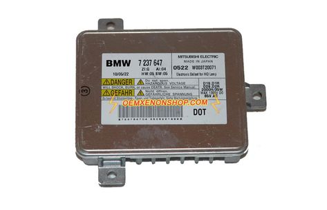 2X OEM 09 10 11 Volkswagen VW Routan Xenon HID Light Ballast Control Unit ECU