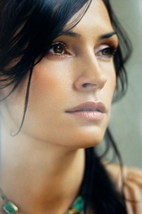 """I chose Famke Janssen as my Queen of Hearts. I chose her because in her previous movies she has acted in, her role and acting skills are strong and can be believable. As her character in her recent movie of Hansel and Gretel: Witch Hunters, she is used to and very good a play a """"bad"""" character of a movie. Her strong facial features will make more known when showing emotion."""