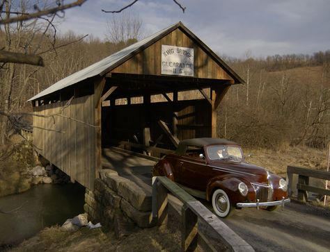 Covered Bridges of Greene County: