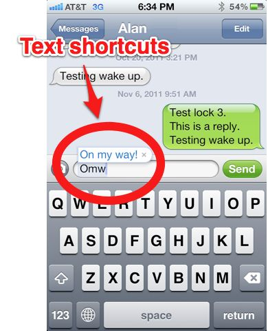 How To Add Text Shortcuts On The Iphone And Ipad Iphone Texts Iphone Emoji Texts