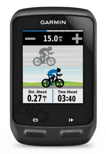Garmin Edge 510 Gps Bike Computer With Heart Rate Monitor And Gsc