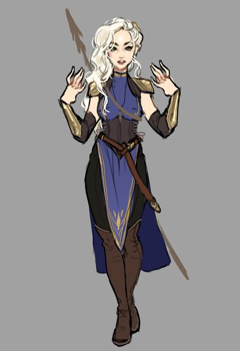 Game Character Design, Fantasy Character Design, Character Drawing, Character Design Inspiration, Character Concept, Character Ideas, Character Costumes, Character Portraits, D D Characters