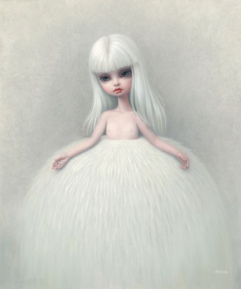 Pictures by Mark Ryden | mark ryden girl