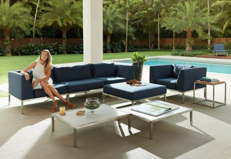 48 best Gloster Patio Furniture images on Pinterest Garden - lounge mobel garten