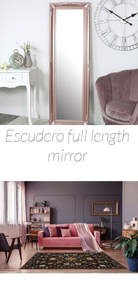 Escudero full length mirror