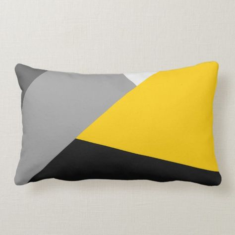 Statement Maximalist Colourful Throw Pillow Cover w Optional Insert by Roostery