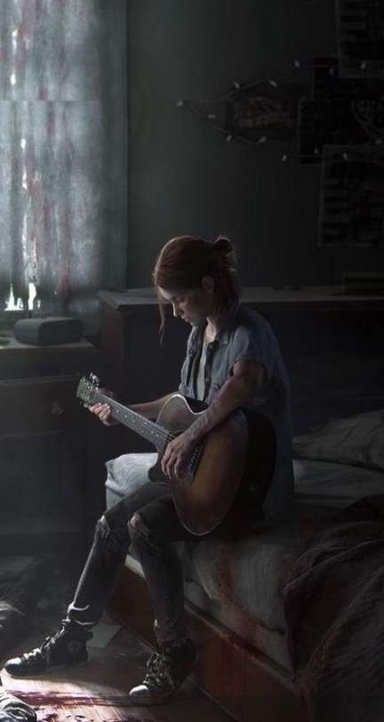 51 Ideas The Last Of Us Concept Art Joel For 2019
