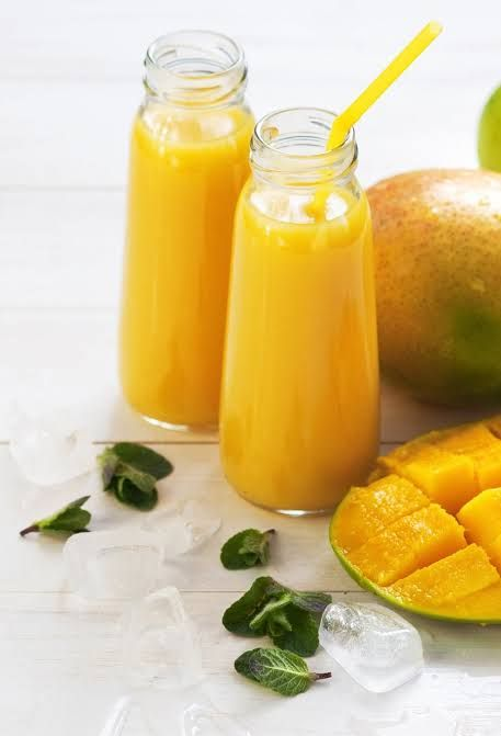 Mangga Smoothies Resep Masakan Resep Resep Minuman