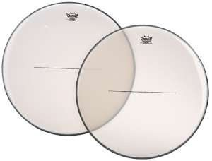 34 Remo RC-Series Renaissance Clear Aluminum Insert Timpani Drumhead