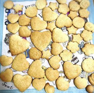 ホット ケーキ ミックス 型 抜き クッキー
