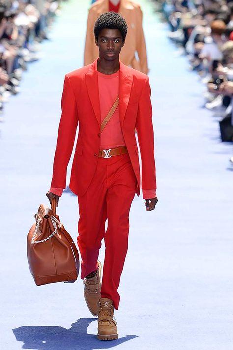 Louis Vuitton Spring/Summer 2019 Menswear Collection