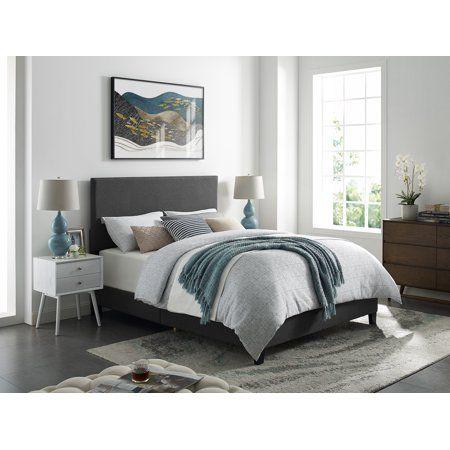 Home In 2020 Modern Bedroom Furniture Leather Bed Upholstered Beds