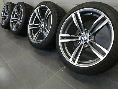 Advertisement Ebay 19 Inch Summer Wheels Original Bmw M3 F80 M4 F82 F83 M Rims M437 2284550 Bmw M3 Wheel Wheel And Tire Packages