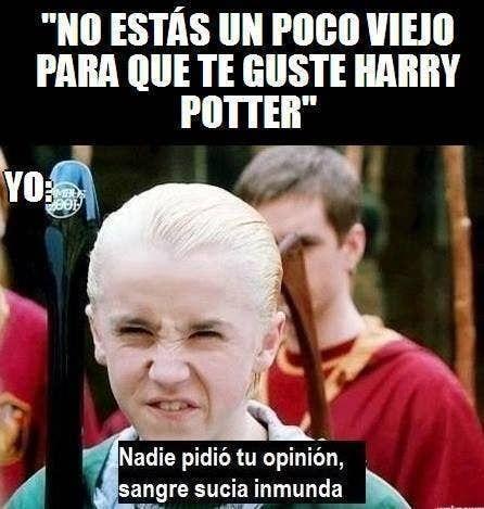 23 Imagenes Que Resumen Lo Que Es Ser Un Potterhead De Corazon En 2020 Imagenes Graciosas De Harry Potter Harry Potter Gracioso Memes Divertidos