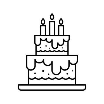 Happy Birthday Cake Icon For Your Project Cake Clipart Project Icons Birthday Icons Png And Vector With Transparent Background For Free Download Birthday Icon Cake Icon Happy Birthday Design